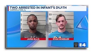 "Jamia Ellis (Mother) Ḵỉllẹd 6-month-old son ""Jabari Ellis"", Ḇụrỉẹd him in wooded area!"