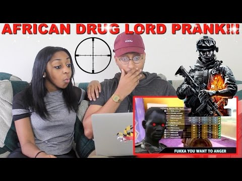 "Couple Reacts : ""African Drug Lord TERRIFIES People on Black Ops"" Reaction!!!!"