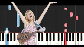 Grace Vanderwaal - So Much More Than This (EASY Piano Tutorial)