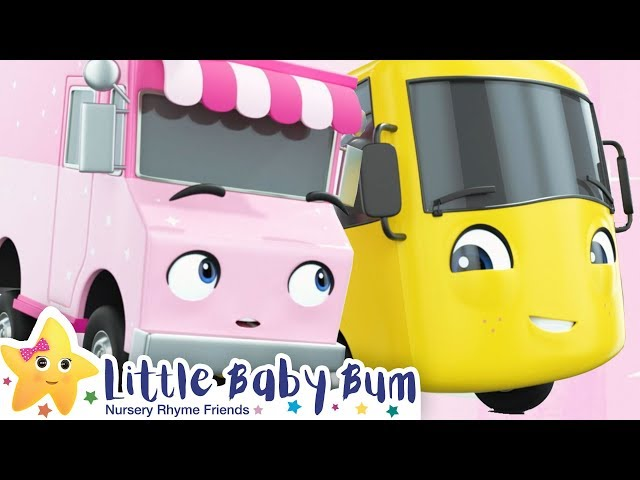 Frozen Song - Go Buster   Nursery Rhymes   Baby Songs   Kids Song   Little Baby Bum