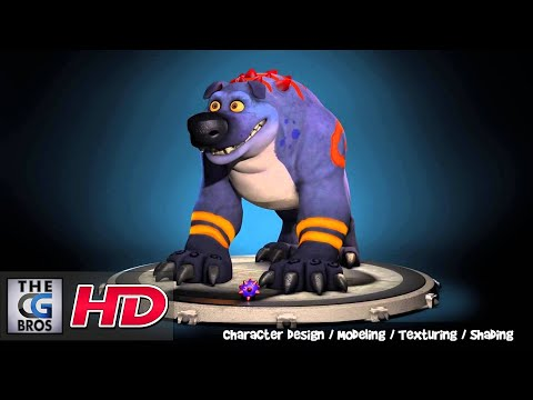 "CGI 3D Making Of : ""Doug and Dog"" by - Damien Guimoneau"