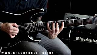 Shred Guitar Lick With Free Tab | Subscribe For Playthrough Videos, Lessons & METAL!!