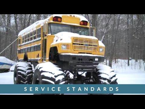 Bloomfield Hills Schools Service Standards