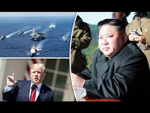 Thumbnail: China deploys 150,000 troops to the North Korean border over fears Trump may strike
