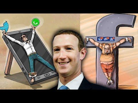 Download INATISHA!Facebook,Whatsapp na Instagram WANAVYOTUMIA taarifa zakoKWA SIRI ili KUJITAJIRISHA.