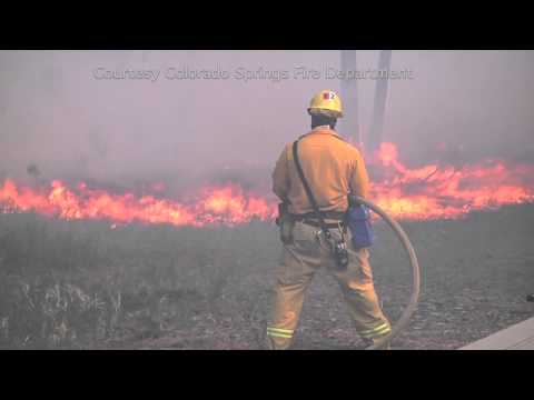 How firefighters are protecting homes in the Black Forest Fire