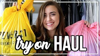 THE BIGGEST COACHELLA TRY ON HAUL EVER MADE (Part 1)! 50 ITEMS | Urban, Boohoo, Forever 21, Tobi