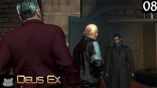 Deus Ex: Mankind Divided #08 - Otar Botkoveli  (Blind Playthrough | Gameplay)