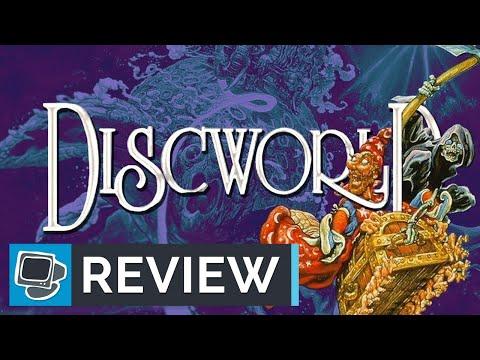 Terry Pratchett's DISCWORLD - Retro DOS PC Game Review