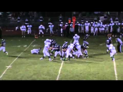 Jake Taylor 2011 Football Highlights #2
