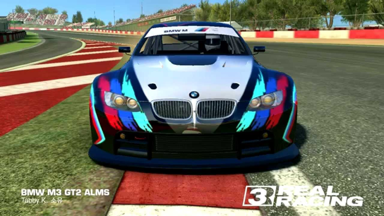 Real Racing 3 - BMW M3 GT2 ALMS