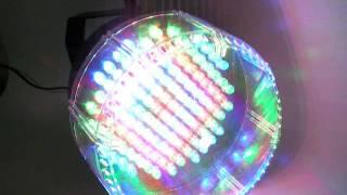 Светодиодный цветной LED стробоскоп для дискотеки(, 2013-07-08T18:22:30.000Z)