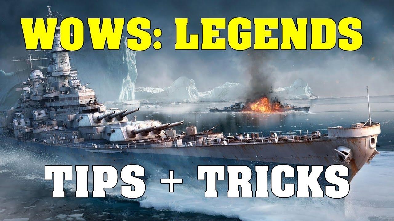 wows legends ii german