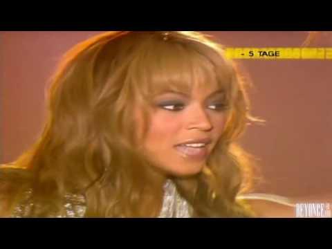 Beyonce feat Sean Paul   Baby Boy   Live @t MTV EMA