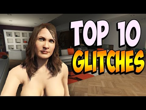 GTA 5 Online - TOP 10 WORKING GLITCHES & TRICKS You Might Not Know In GTA Online! (GTA 5)