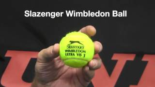 Tennis Ball Review: Dunlop Tennis Balls