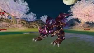 Toram online-Dual Wield vs Hanami Event-Hard
