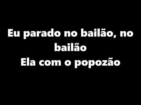 MC L Da Vinte e MC Gury - Parado no Bailão LETRA
