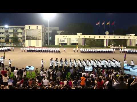 SAF Specialists Cadet MarchPast 22 September 2015