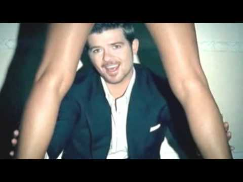Robin thicke sex therapy share