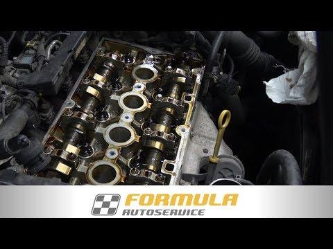 Фото к видео: Процедура замера зазоров клапанного механизма | A16LET