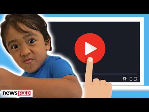 'Ryan ToysReview' Accused Of Tricking Preschoolers!!!