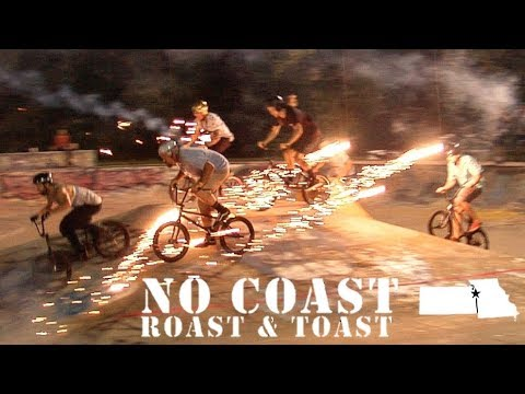 BMX DEATH RACE - No Coast Roast & Toast 2018