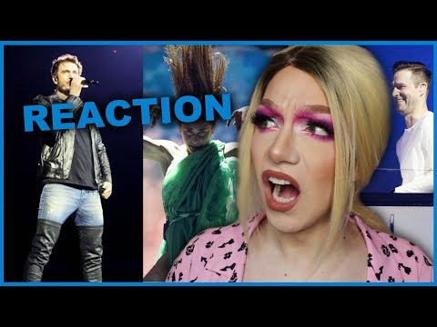 FINLAND - Darude Feat. Sebastian Rejman - Look Away - LIVE | Eurovision 2019 Reaction