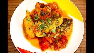 Рыба с Овощами в Мультиварке Скороварке Redmond RMC P350 Рецепты для Мультиварки