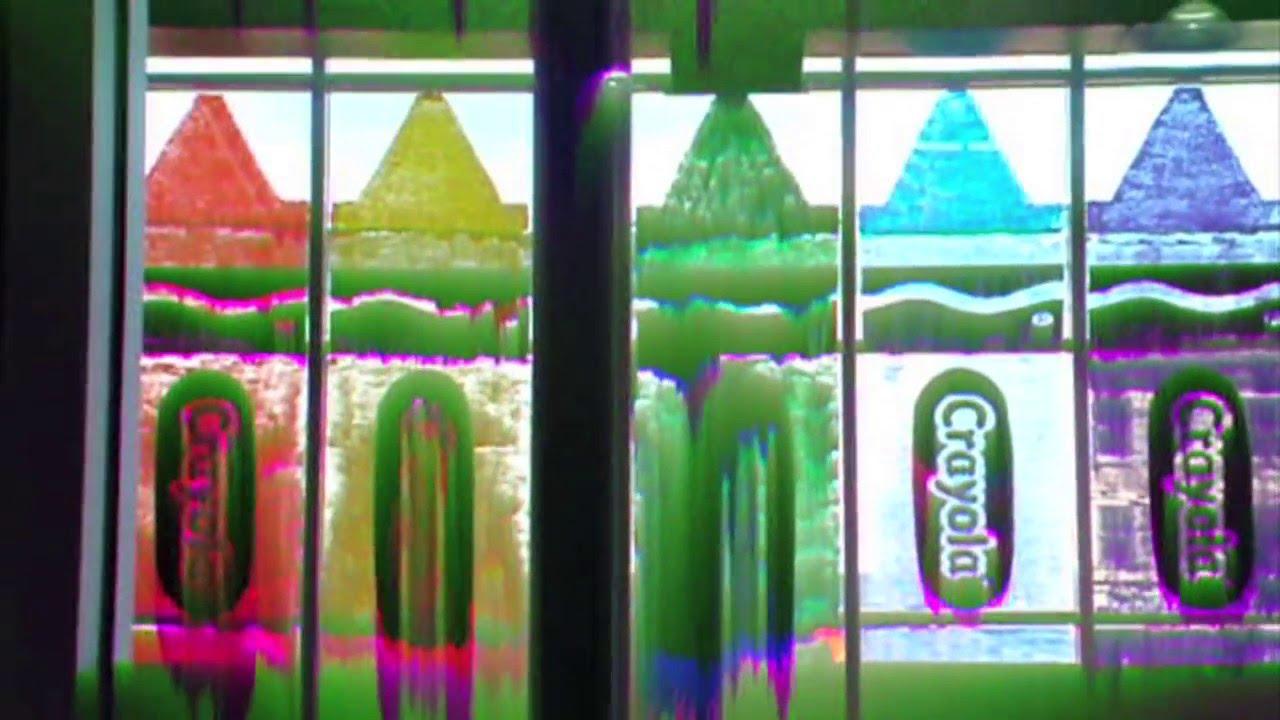 crayola factory tour youtube