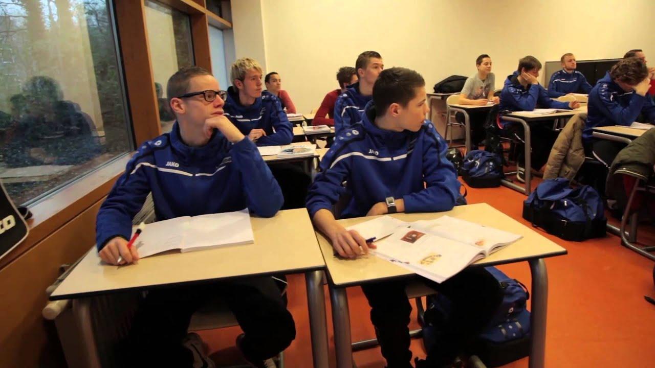 ROC Horizon College: Sport en Bewegen - YouTube