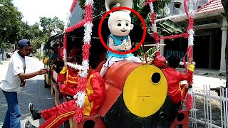 TAYO THE LITTLE BUS - ROMBONGAN TIM MARCHING BAND NAIK ODONG-ODONG BIS TAYO BERSAMA UPIN & IPIN