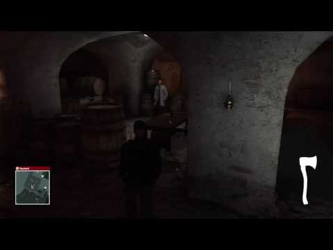 HITMAN - I don't think you're supposed to touch that