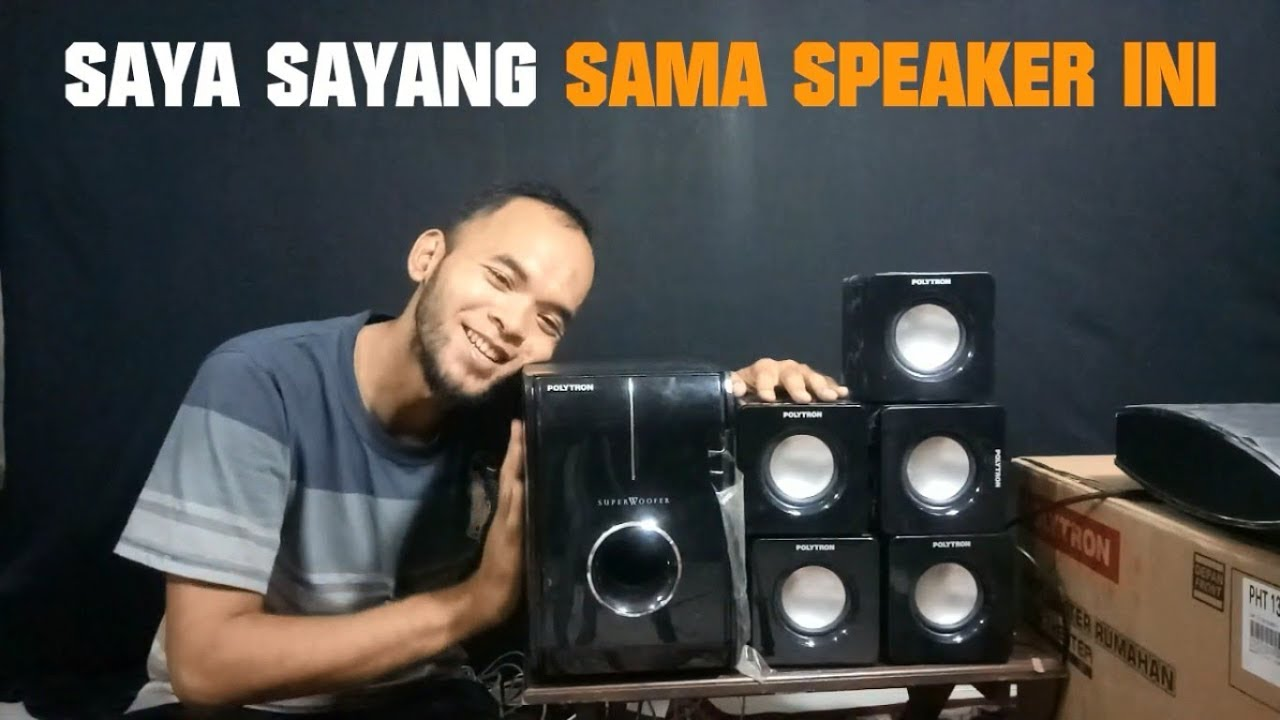 Review Home Theater 51 Polytron Pht138c Youtube Dtib 3500 System Hitam