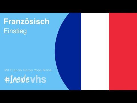 #insidevhs - Französisch Einstieg