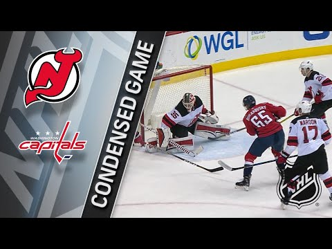 04/07/18 Condensed Game: Devils @ Capitals