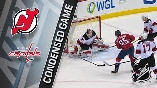 04/07/18 Condensed Game: Devils @ Capitals