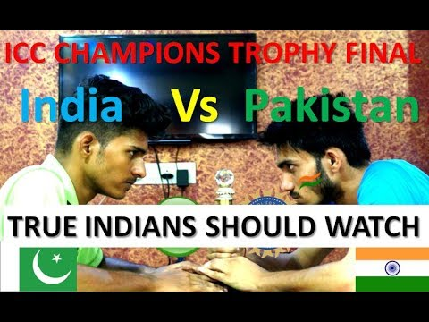 | Mauka Mauka | India Vs Pakistan Final | ICC Champions Trophy 2017 | Father's Day Special |