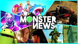 Actualización Fortnite, PUBG Mobile Lite y TIMI con Monster Truck, C.D. y mas Noticias Android iOS