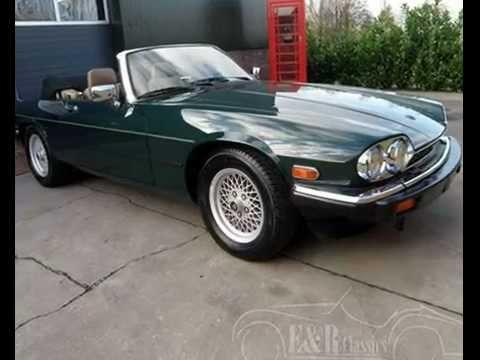jaguar xjs v12 5 3 ltr cabriolet 1990 miles www. Black Bedroom Furniture Sets. Home Design Ideas