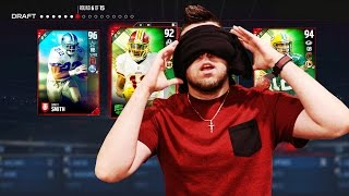 BLINDFOLD DRAFT!!! (Madden 17 Draft Champions)