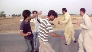 Pashto dance, yara sta pa anango...