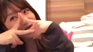프로듀스48에 출연했던 나카니시 치요리(中西 智代梨)의 2018년 10월 5...