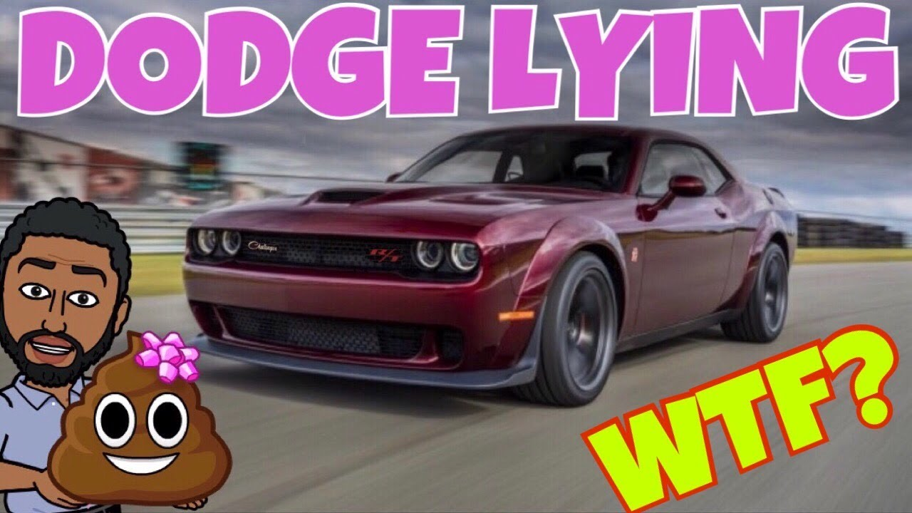 2019 Dodge Challenger Scatpack Widebody Pricing Is A Lie Youtube