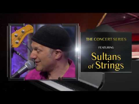 The Concert Series - Season 1 - SULTANS OF STRING