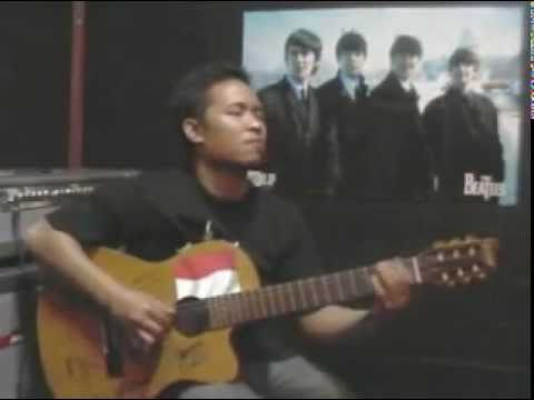 The Beatles - Being for the benefit of Mr.Kite ( Solo Acoustic Fingerstyle Guitar )
