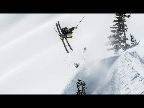 Red Bull Ski Video – Sean and company get a sneak peek