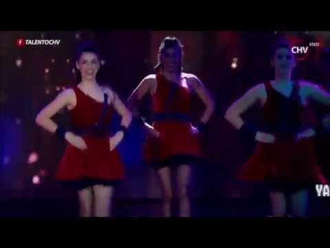 Kaus & Ariki (Cridac) - Gala Talento Chileno 2015