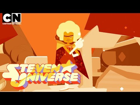 Steven Universe | Meet the new villain on Steven Universe, HESSONITE! | Cartoon Network