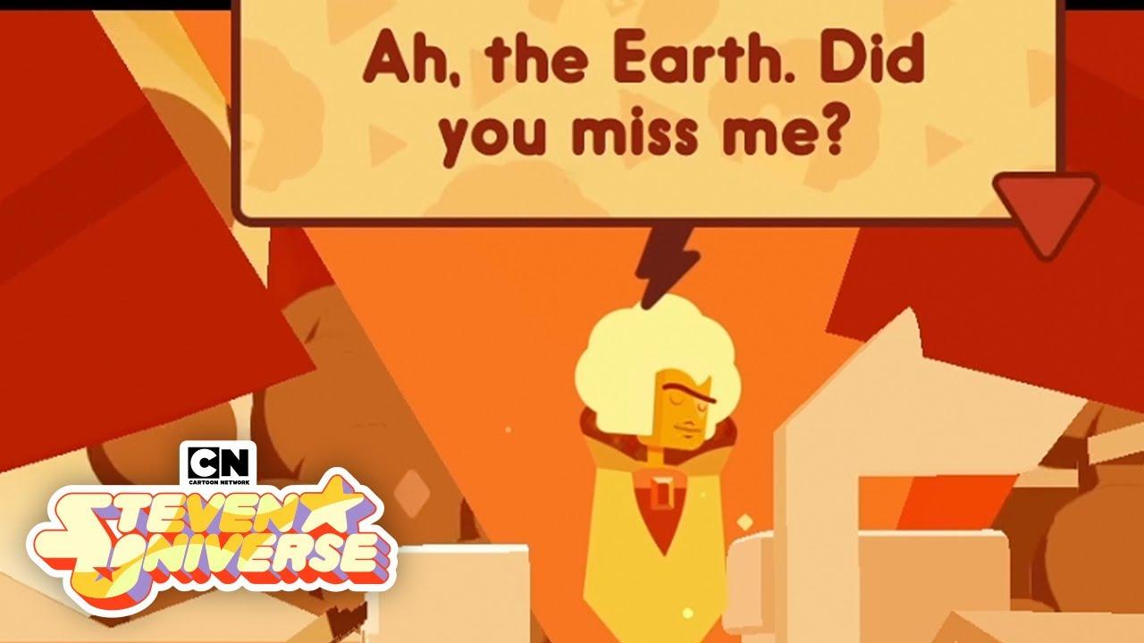 steven universe meet the new villain on steven universe hessonite